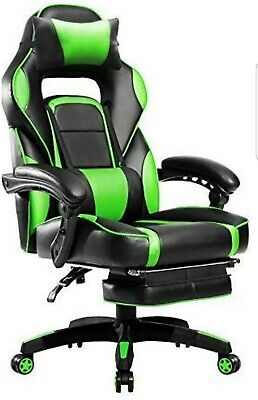 Merax Racing Gaming High-Back Chair Computer Ergonomic Design Computer Chair PU