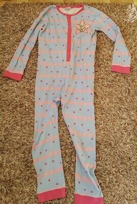Girls Me-To-You Teddies One Piece Sleepsuit Age 11-12 Years