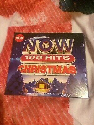NOW 100 Hits Christmas - New Sealed Unwanted Gift