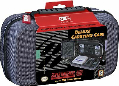 Officially Licensed Nintendo - Super Nintendo Entertainment System Carrying C...