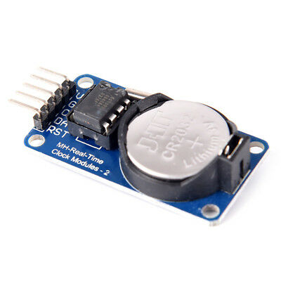 DS1302 Clock Module with Battery Real-Time Module RTC for arduino AVR HF