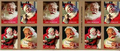 Sparkling Holidays - 2018 USPS Forever First Class Postage Stamp U.S. Forever...
