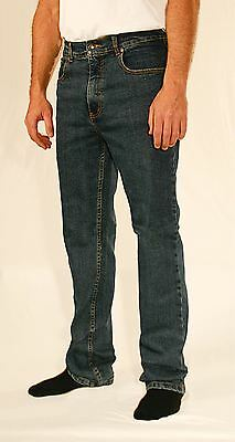 Amco Stoned Washed Jeans - Brand New