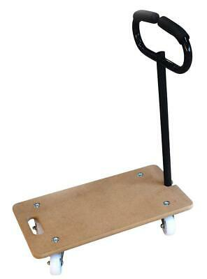 Plywood Wheeled Dolly with Handle - OLYMPIA TOOLS