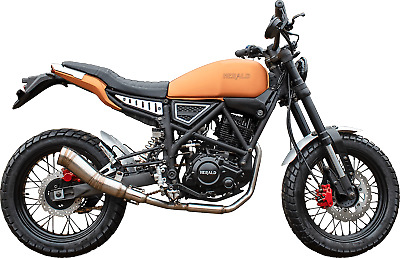 Herald Motor Co Brat 125 Model, New for 2020 Available in 3 great Colours