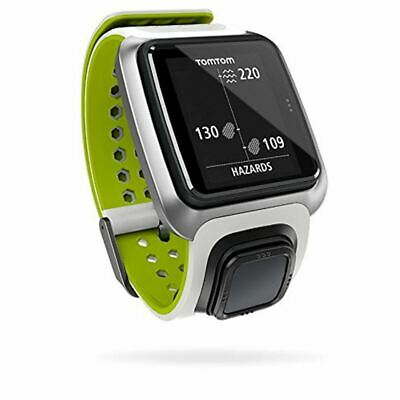 Tomtom Golfista GPS BT Golf Impermeable Reloj Alcance Distancia Finder-White (U