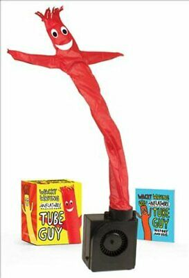 Wacky Waving Inflatable Tube Guy by Running Press 9780762462872 | Brand New