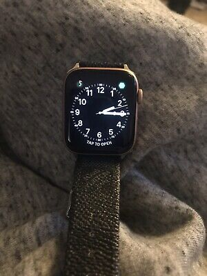 Apple Watch Series 4 Rose Gold With Louis Vuitton Band