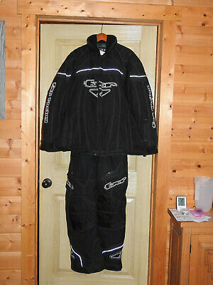 FXR Snowmobile suit womens size 18