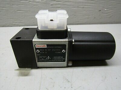 Rexroth HED-8-OP 20/200K14S Pressure Switch 901107093