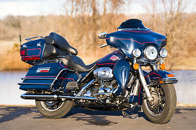 "2005 Harley-Davidson Touring  2005 Harley-Davidson Ultra Classic FLHTCUI 95"" Big Bore Screamin' Eagle Kit"