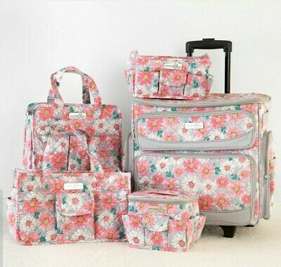Everything Mary Papercraft Storage Collection - Quilted Floral