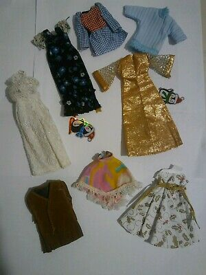 Dawn Doll Outfit #819 Town n Tailored in Very Good Condition