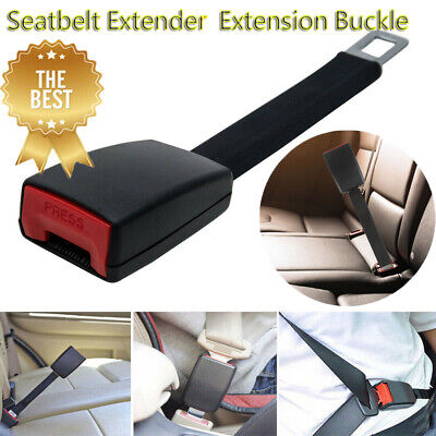 25Cm Universal Car Auto Safety Seat Belt Extension Extender Support Buckle New