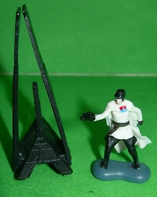 Star Wars Micro Machines Director Krennic & Imperial Shuttle Lot 2016 Rogue One