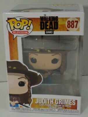 FUNKO POP Walking Dead #887 JUDITH GRIMES Supply Drop IN HAND