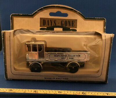Days Gone Steam Lorry Model Collectors Edition