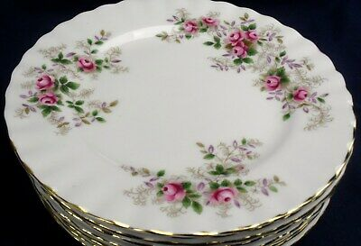 Royal Albert LAVENDER ROSE tea plate up to 6 in stock