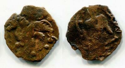 (15183)Chach, Ruler Sochak - Lion, 7-8 Ct AD, Sh&K #231