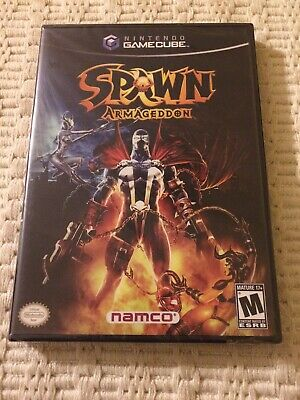 Spawn: Armageddon (Nintendo GameCube, 2003) Brand NEW! *SEALED*