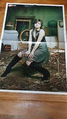 Hitkrant Poster KELLY CLARKSON / BILL from TOKIO HOTEL