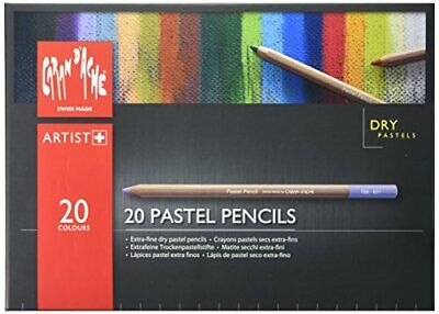 PASTEL PENCIL - Surtido de 20 colores (_)