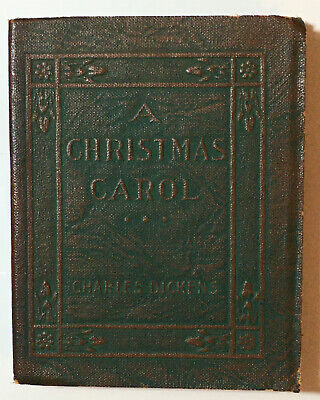 Little Leather Library A CHRISTMAS CAROL by CHARLES DICKENS