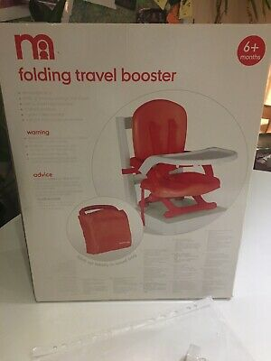 Folding Baby Booster Chair in Carry bag-RRP £27