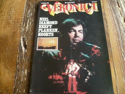 Veronica 1977: Neil Diamond / Boudewijn de Groot
