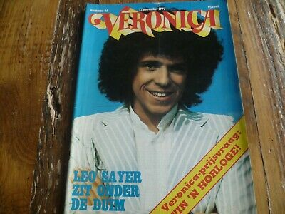 Veronica 1977: Leo Sayer / Charlie's Angels /