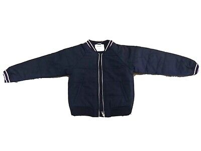 Bomber Jacket- Navy Blue,  Old navy NWT quilted girls size S (6-7)