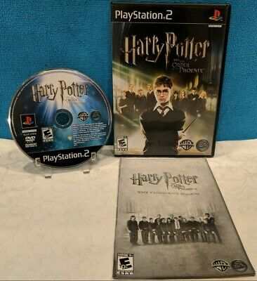 Harry Potter and the Order of the Phoenix (Sony PlayStation 2, 2007) Tested