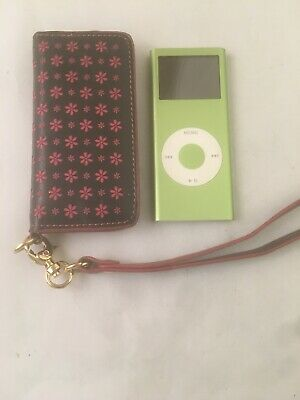 IPOD (4GB) With Case- Excellent & Guaranteed!