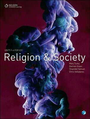 **Online Access Code** Nelson Religion and Society VCE Units 1-4