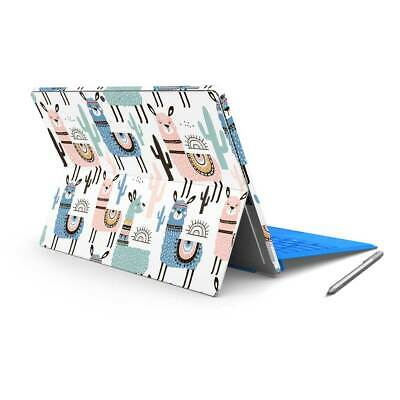 No Drama Llama Removable Vinyl Skin Sticker Wrap to Cover Surface Pro Back&Sides