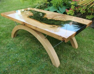 Low Bubble* EPOXY RESIN SuperCLEAR 2:1 3kg kit UV -ART TIMBER RIVER TABLE -SALE