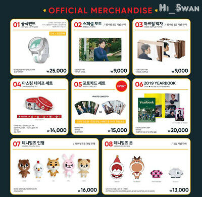 [DAY6] - DAY6 The Present 2019 Christmas Special Concert OFFICIAL MD + Tracking