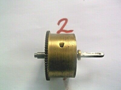 Smiths  Mainspring Barrel From An Old 4X4 Westminster Chime  Mantle Clock  Ref 2