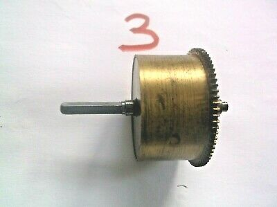 Smiths  Mainspring Barrel From An Old 4X4 Westminster Chime  Mantle Clock  Ref 3