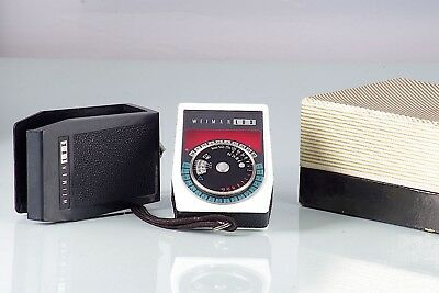 Photometer Light Meter Cds Weimar Lux Excellent Made in Germany Working