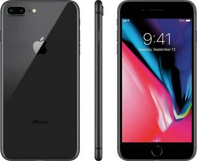 Apple iPhone 8 Plus 256GB Verizon GSM Unlocked T-Mobile AT&T - Space Gray