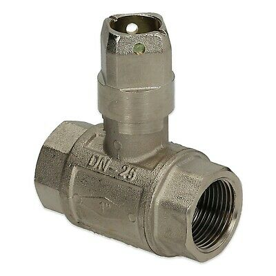 "Mareno Ball Valve Water Drain Shut Off 1"" Female Tap Cr0412260 Pasta Cooker"