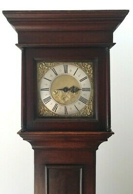 Longcase, Grandfather Clock Francis Tantum of Loscoe Derbyshire 1718 -1732