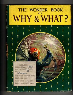 The Wonder Book of Why and What? (Ward Lock File Copy)