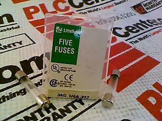 Littelfuse 3Ag-1/4A / 3Ag14A (New No Box)