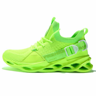 Mens Springblade Athletic Sneakers Breathable Sports Running Shoes Gym Fashion
