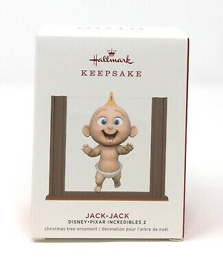 2019 Hallmark Disney/Pixar Incredibles 2 Jack-Jack Ornament