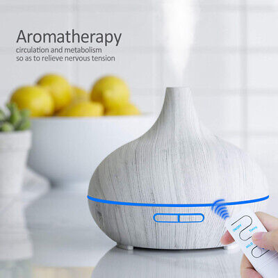 BZseed Aromatherapy Essential Oil Humidifier 550ml