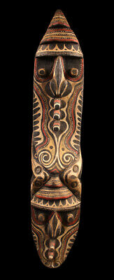 Planche votive, cult board, oceanic art, papua new guinea