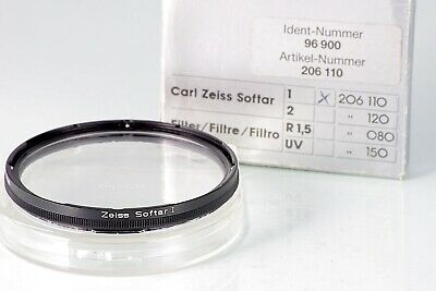 Filter Rollei Classic Carl Zeiss Softar I Series VI Made in Germany